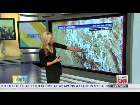 8-28-2013 Indra Petersons Early Start CNN